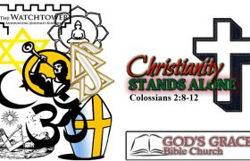 Christianity Stands Alone